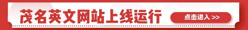 茂名英文网站上线运行